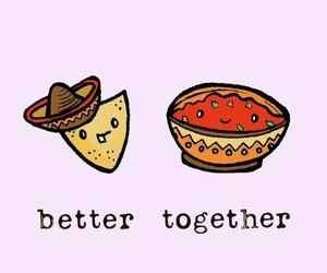 wallpaper, cute, and better together image