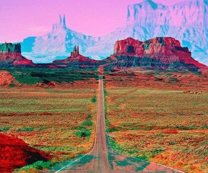 trippy, road, and drugs image