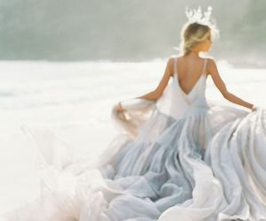 dress, beautiful, and princess image