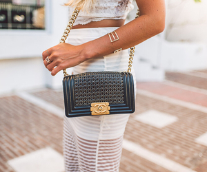 chanel, bag, and blog image