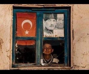 turkey, atatürk, and bayrak image