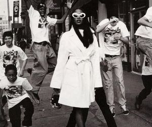fashion and Naomi Campbell image