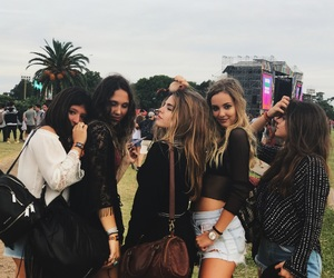 argentina, coachella, and friendship image