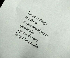 frases, love, and droga image