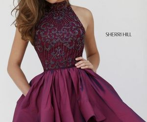 dress and sherri hill image