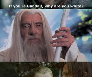 aragorn, orlando bloom, and funny image