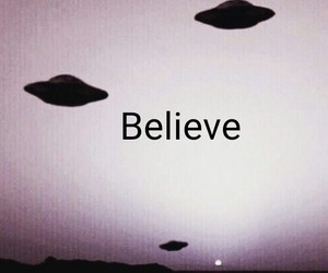 aliens and believe image
