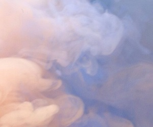blue, pastel, and pink image