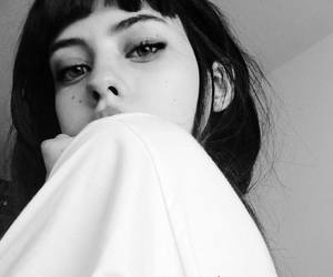 girl, model, and alissa salls image