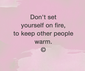 fire, keep, and people image