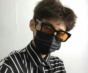 boy, kfashion, and korean image