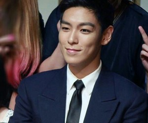 handsome, oppa, and T.O.P image