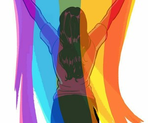 ace, lgbtq, and love is love image