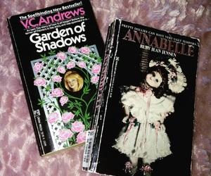 books, horror, and novel image