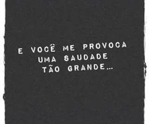 saudade and saudades image