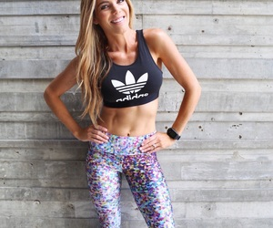 abs, adidas, and confetti image