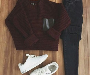 outfit, clothes, and style image