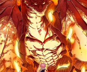 color, dad, and dragon image