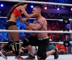 john cena, wwe, and wrestlemania image