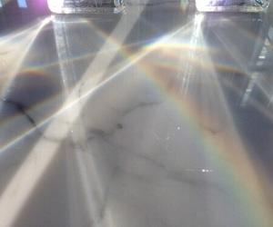 rainbow, light, and grunge image