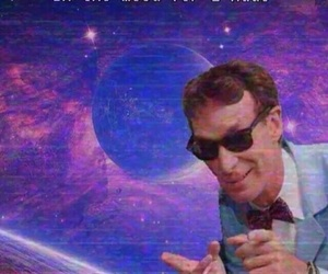 bill nye the science guy, meme, and bill nye image