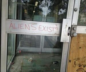 alien, grunge, and indie image