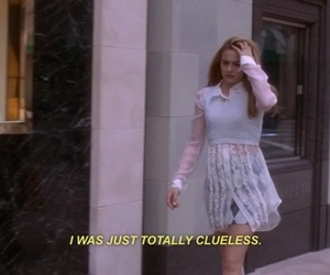 Clueless, 90s, and quotes image