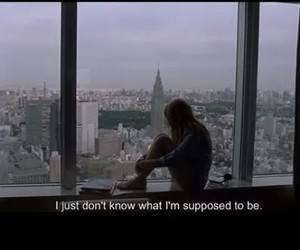 alone, life, and lost in translation image