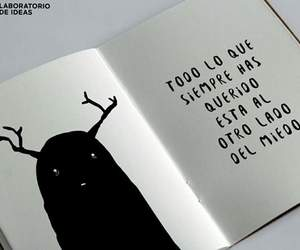 fear, frases, and quotes image