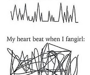 heartbeat, fangirl, and tøp image