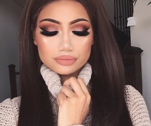 makeup, alina, and pretty image