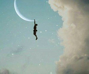 Dream, fly, and heaven image