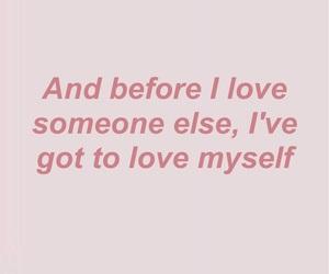 love myself, save myself, and ed sheeran image