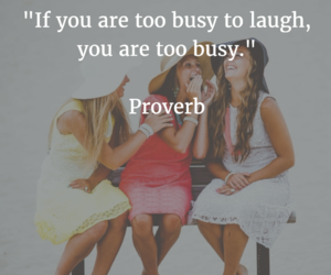 busy, laugh, and friends image