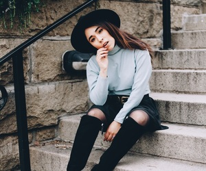 belt, boots, and clothes image