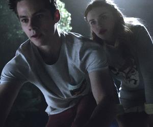 teen wolf, holland roden, and stiles stilinski image
