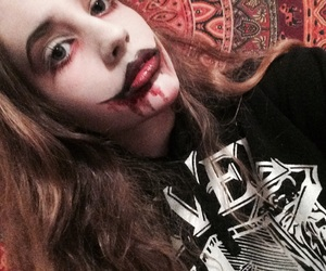 amateur, Psycho, and bloody image