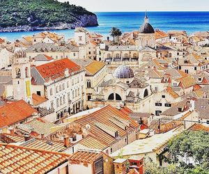 beautiful, Croatia, and dubrovnik image