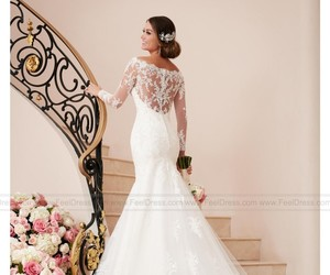 fashion, bridaldress, and bridalgowns image