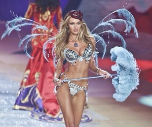angel, candice swanepoel, and victoria secret image
