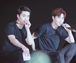 exo, kyungsoo, and d.o image