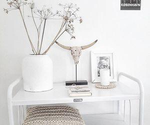 decor, interior, and minimalist image