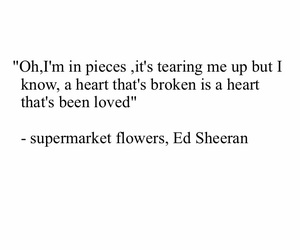 ed, Lyrics, and sad image