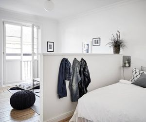 apartment, beautiful, and bed image