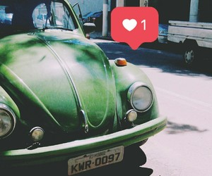 aesthetic, green, and volkswagen image