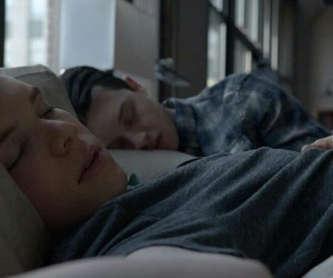 shameless, mickey, and gallavich image