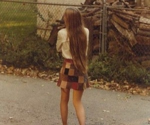 70s, fashion, and girl image