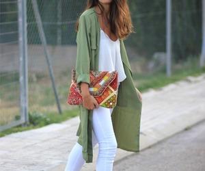 shirt dress outfit image