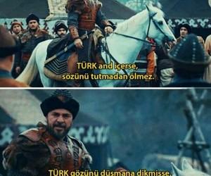 turkey, dizi, and türkçe sözler image