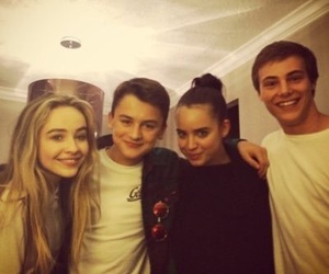 sabrinacarpenter, sofiacarson, and adventuresinbabysitting image